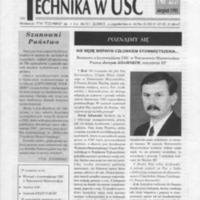 Technika w USC : biuletyn informacyjny. Nr 2