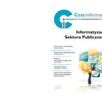Czas Informacji : prawo nowych technologii : informacja w administracji i gospodarce. Nr 4